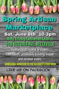 holy trinity spring artisan market