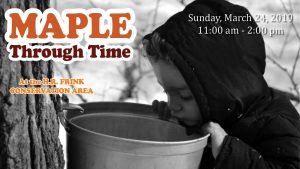 maple through time hr frink centre