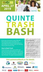 quinte trash bash belleville