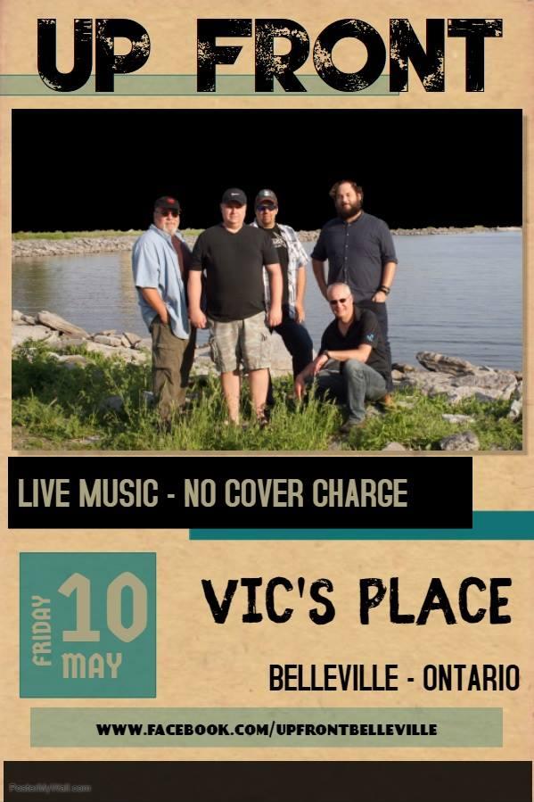 vics place live music belleville