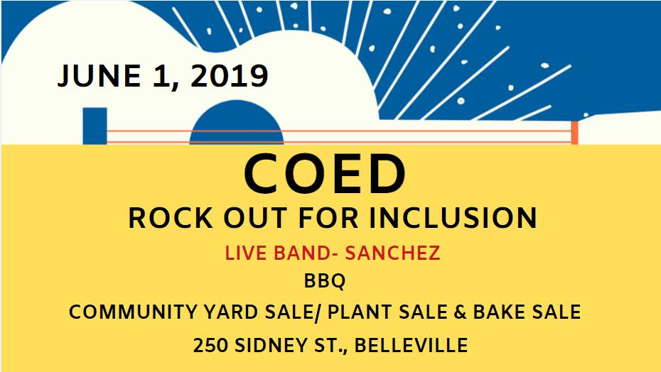COED rock out for inclusion