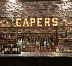 Capers Restaurant downtown Belleville