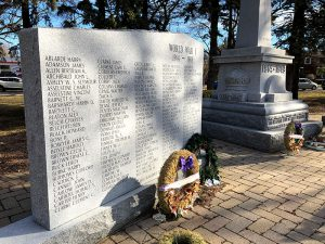Belleville Cenotaph