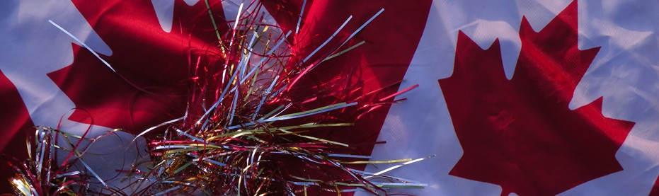 Quinte West Canada Day - image of a Canada flag