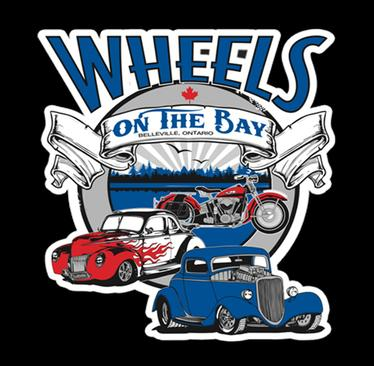Wheels on the Bay logo