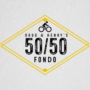 doug and henry 50 50 fondo ride