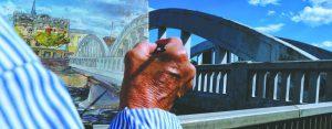 arts en plein air painting festival belleville