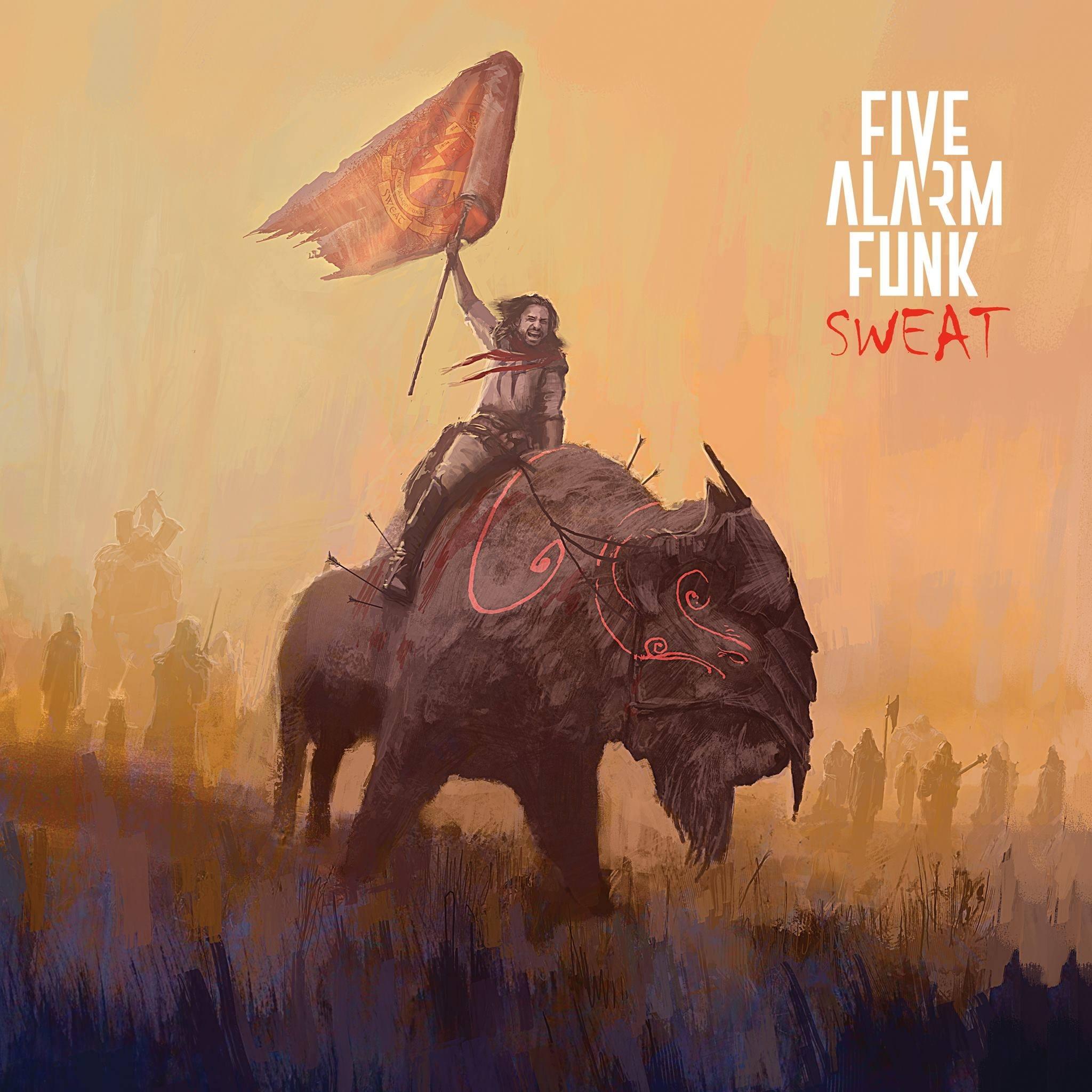 Five Alarm Funk album cover