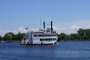 Bay of Quinte Island Queen Cruise