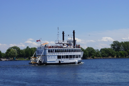 Bay of Quinte Island Queen Cruise