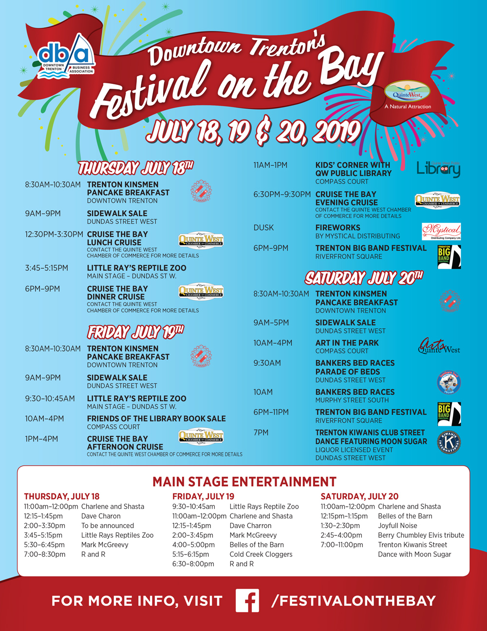 Festival on the Bay Poster
