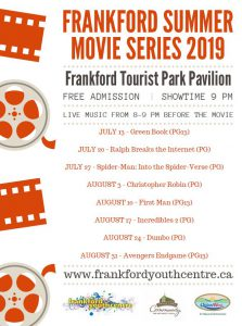 Frankford Movie Series Poster