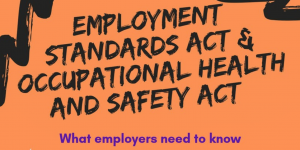 What Employers Need to Know Poster