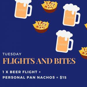 Flights and Bites