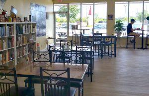 Pieces Boardgame Cafe Interior