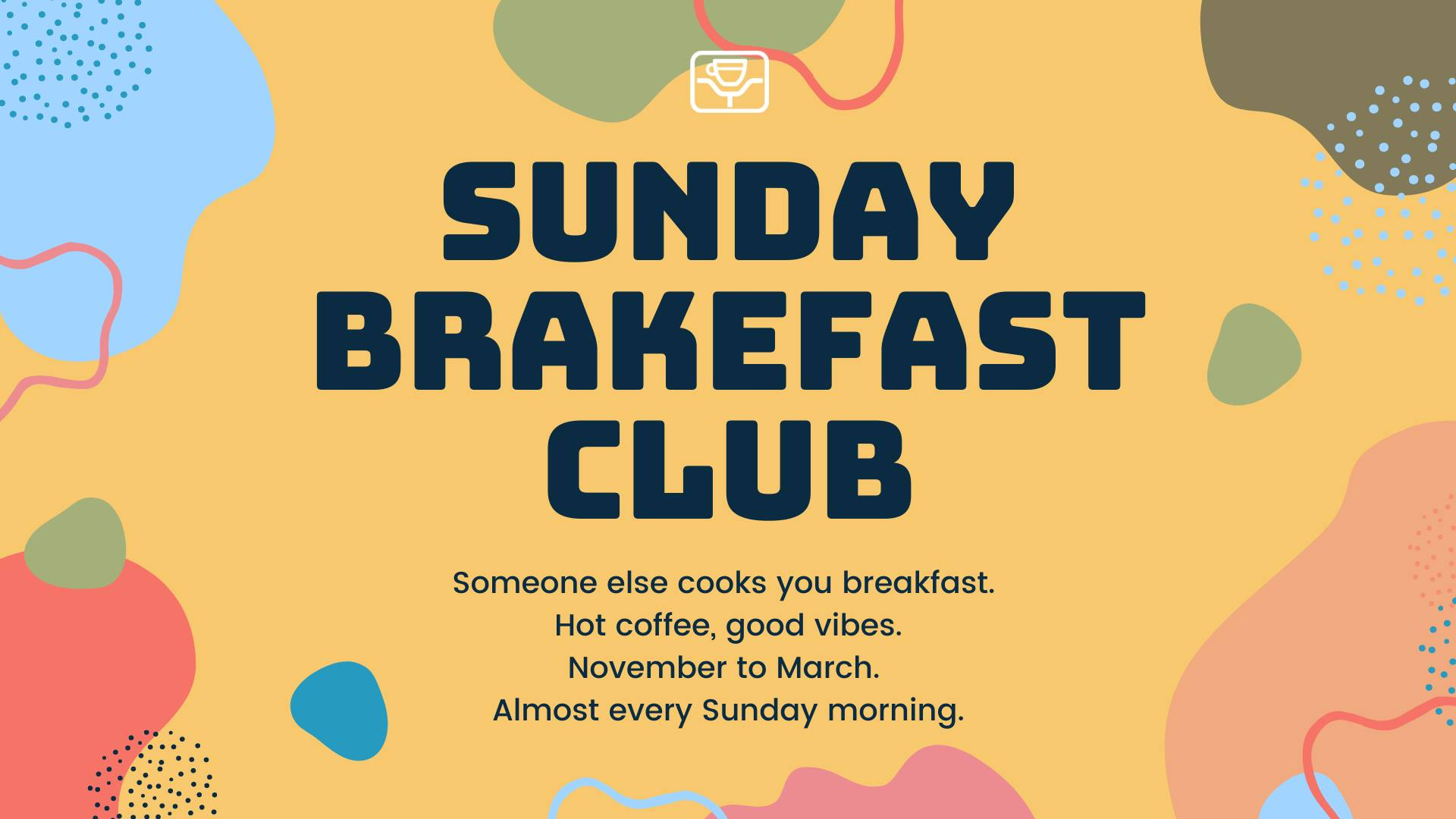 brake room sunday brakefast club