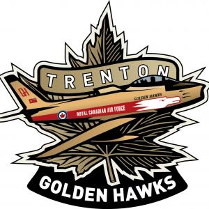 trenton golden hawks logo