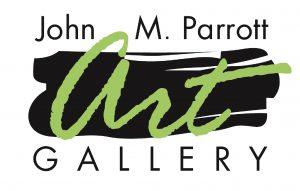 John M. Parrott Gallery logo