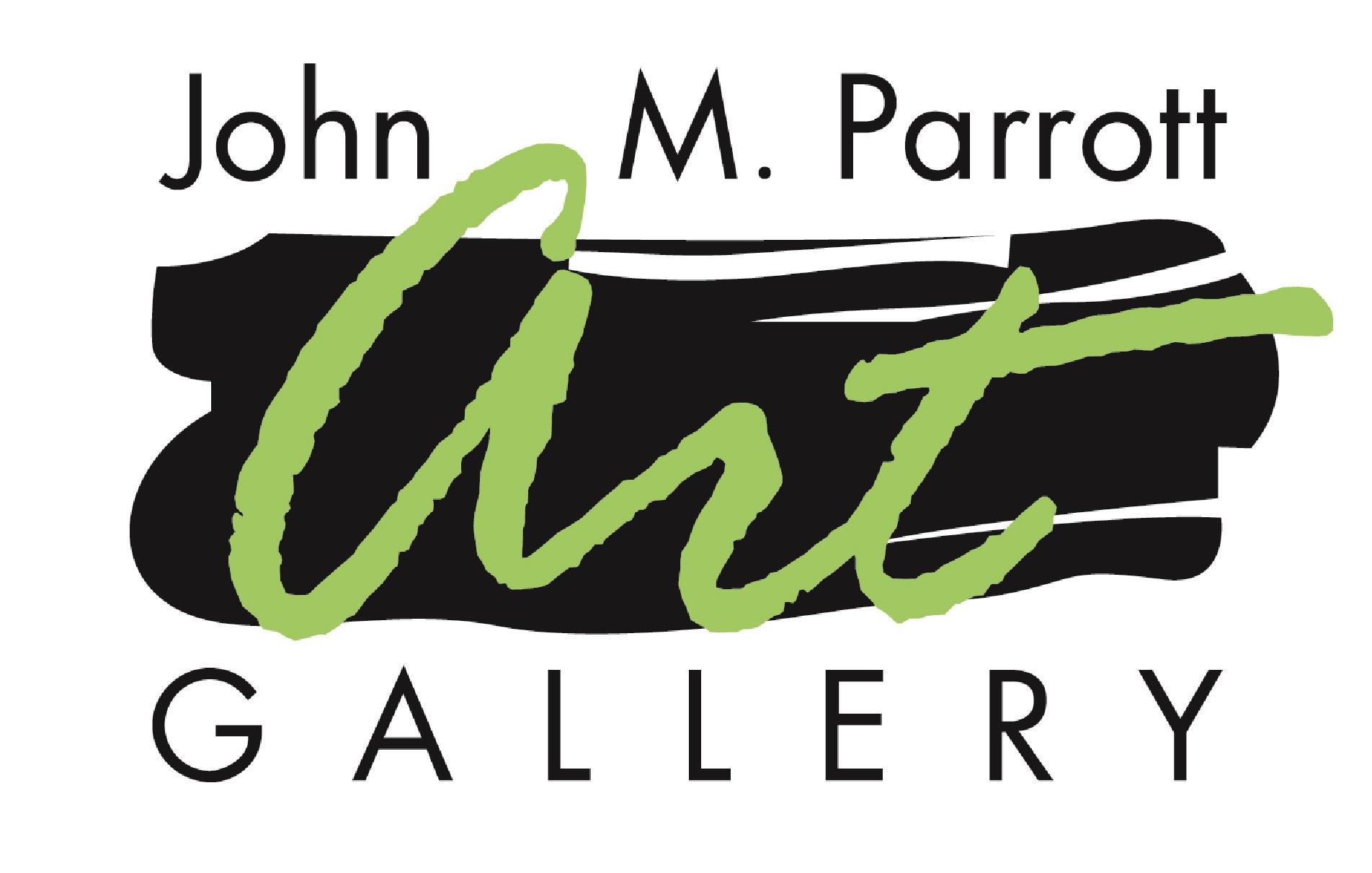 Logo for John M Parrott Gallery