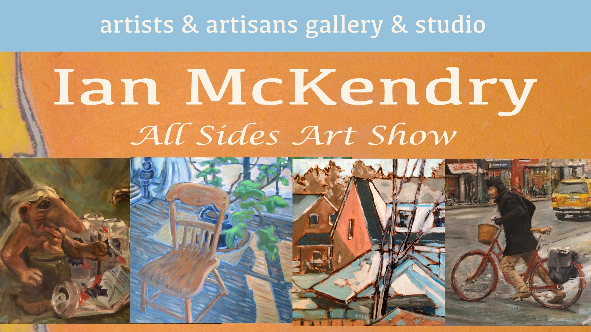 artists & artisans gallery opening reception