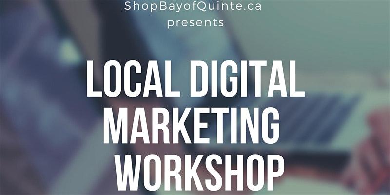 shop bay of quinte marketing workshop