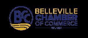 Logo for Belleville Chamber of Commerce