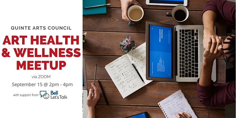 qac art health and wellness meetup