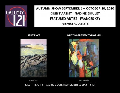 GALLERY 121 AUTUMN SHOW