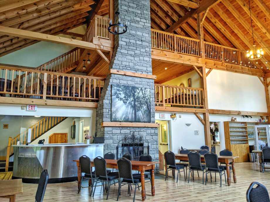 A large room with floor-to-ceiling fireplace and wood beams. With so much to see, eat, explore and do, it's hard to know where to begin! Check out our weekly ideas for things you Must Do in BoQ.
