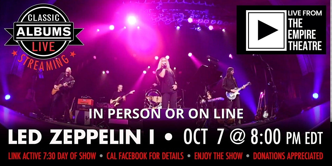 Classic Albums Live - Led Zeppelin 1