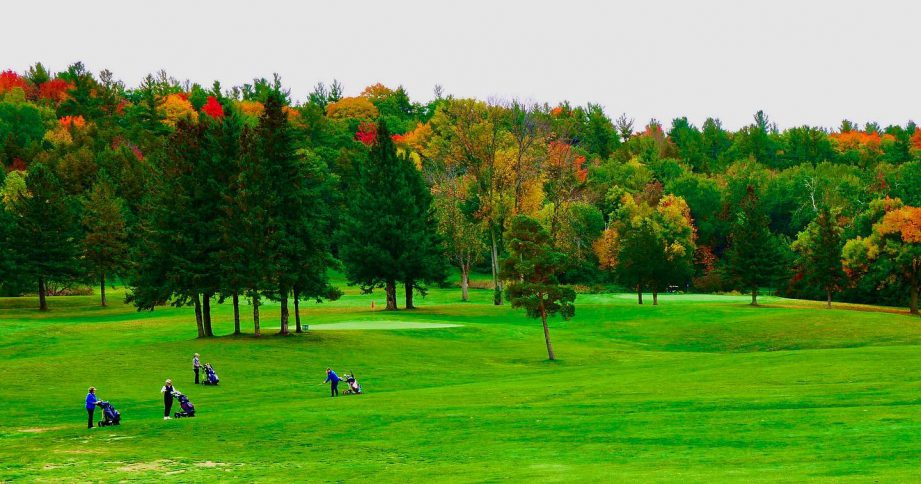 A golf course with trees in fall colours. Must Do in BoQ: the weekly staycation idea machine, with safer ideas for exploring close to home.