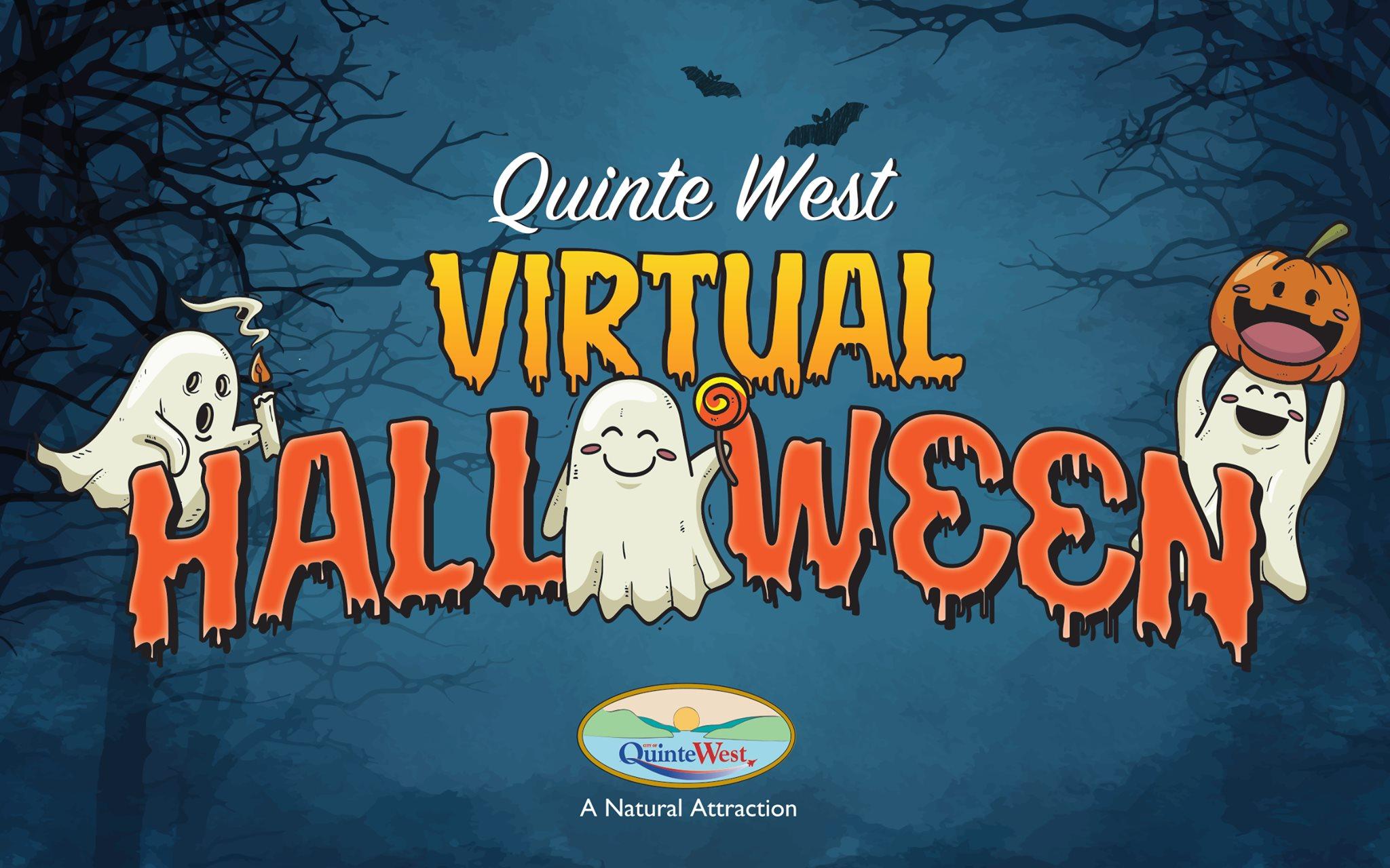 quinte west virtual halloween