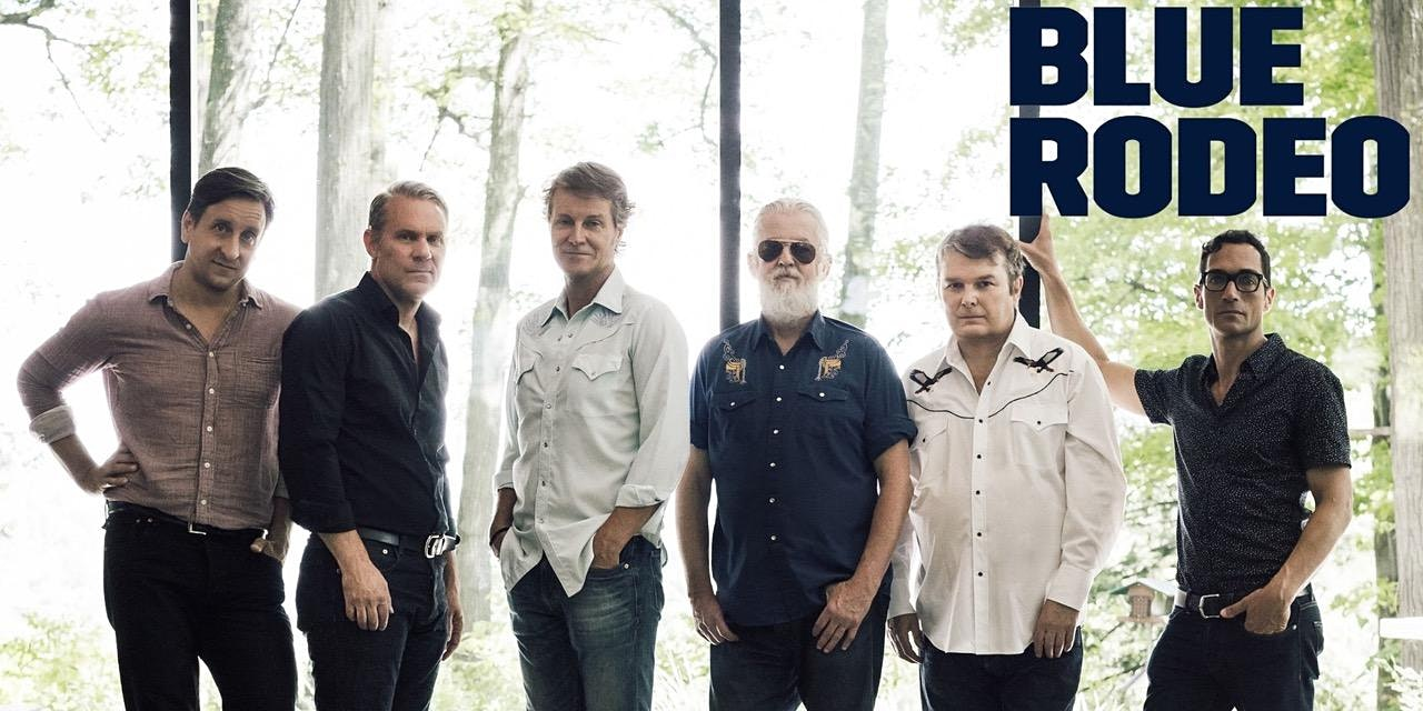 Photo of band Blue Rodeo